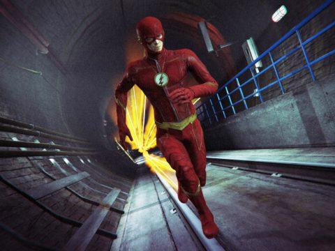 CW The Flash Season 4 1.1