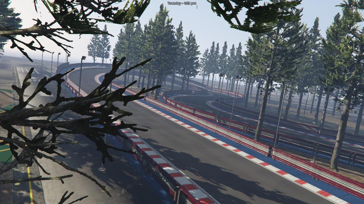 Crowex International Circuit Track 1.0 [Menyoo]