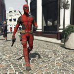 Deadpool Movie [Add-on Ped] 1.1