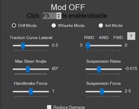 Drift Mod 4.0