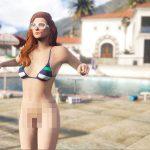 Female Nude Bottom for Female MP Beta 1.0