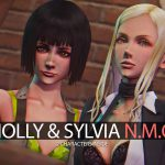 Holly Summer & Sylvia Christel No More Heroes [Add-On Ped   Replace] v1.1
