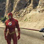 Injustice Flash [Add-On Ped] 2.0