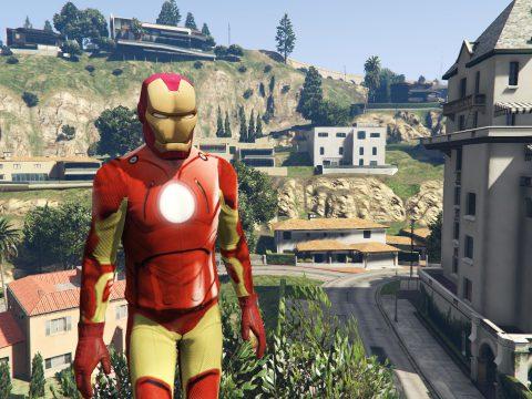 Iron Man (w/ Helmet Model) 4.0