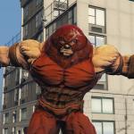 Juggernaut Cain Marko (Add-on) 1.0
