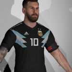 Lionel Messi (Civ/Player) [Add-On / Replace] 2.0