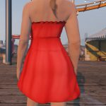 Loose Dress for MP Female