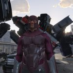 Magneto Days of Future Past [Add-On Ped] 1.0