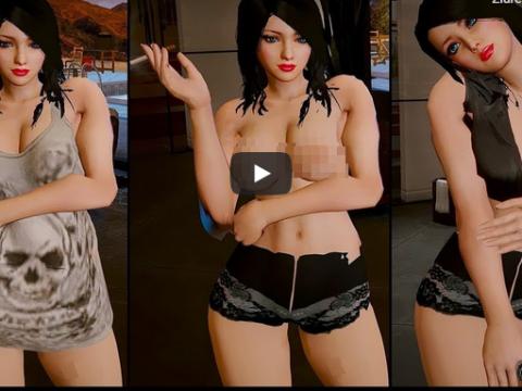 Mai topless + lingerie 1.2