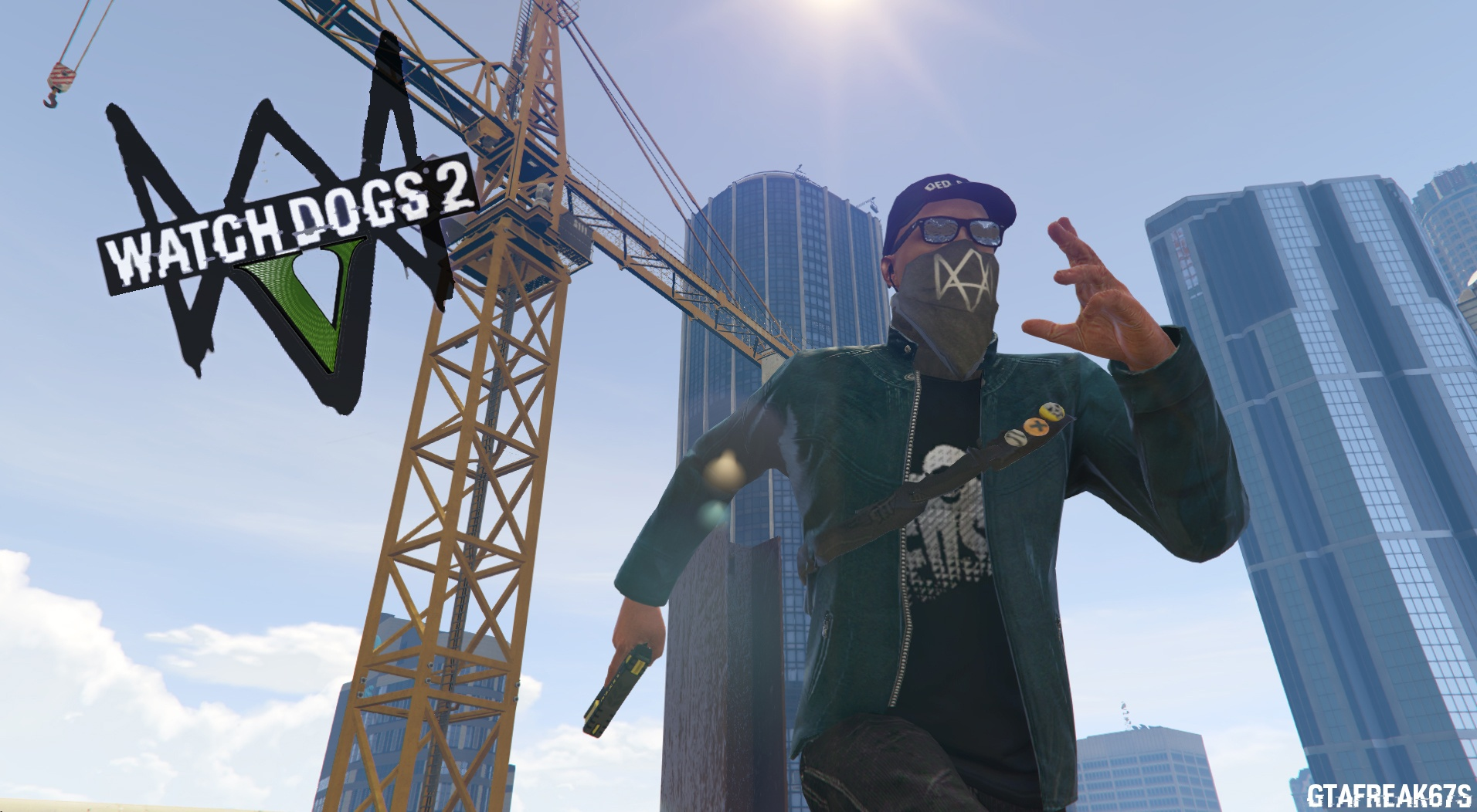 Marcus Holloway (Watch Dogs) 1.1