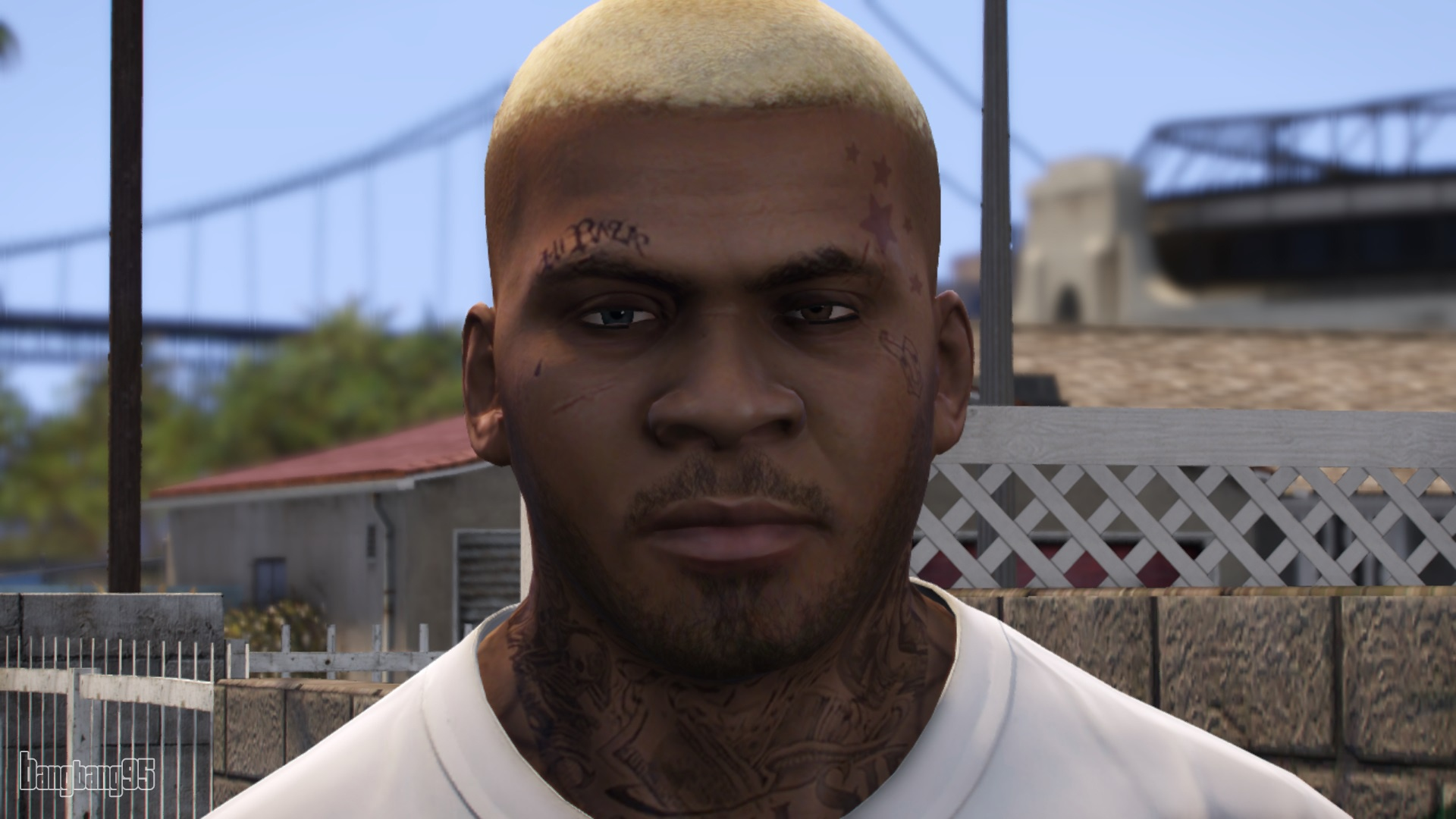 New Improved Face - Franklin 3.0