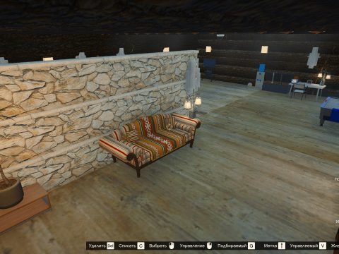 New Trevor, Michael, Franclin and More House. [Map Editor] [Menyoo] 1.2 Version Map