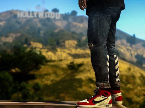 Off White x Air Jordan 1 2.0