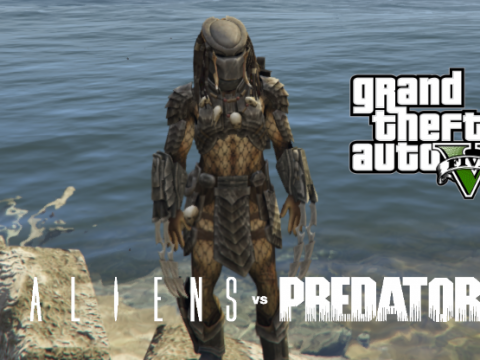 Predator [Add-On Ped] 1.0