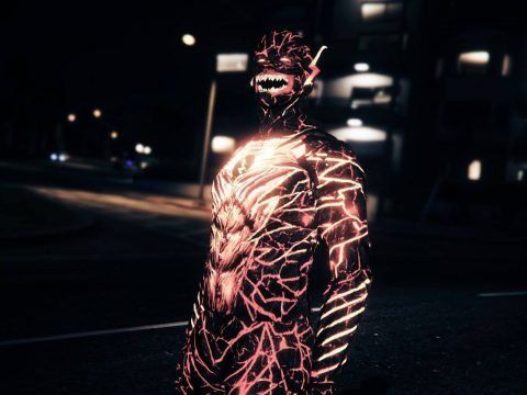 Reverse Flash New 52 [Add-On Ped]