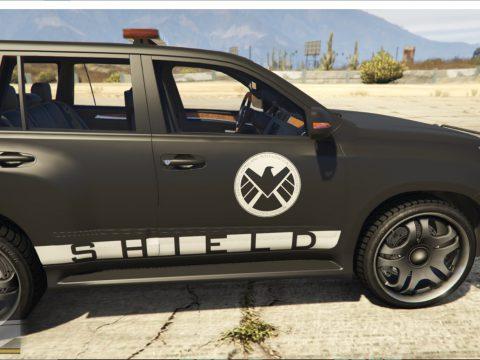 SHIELD Lexus GX [ADDON]