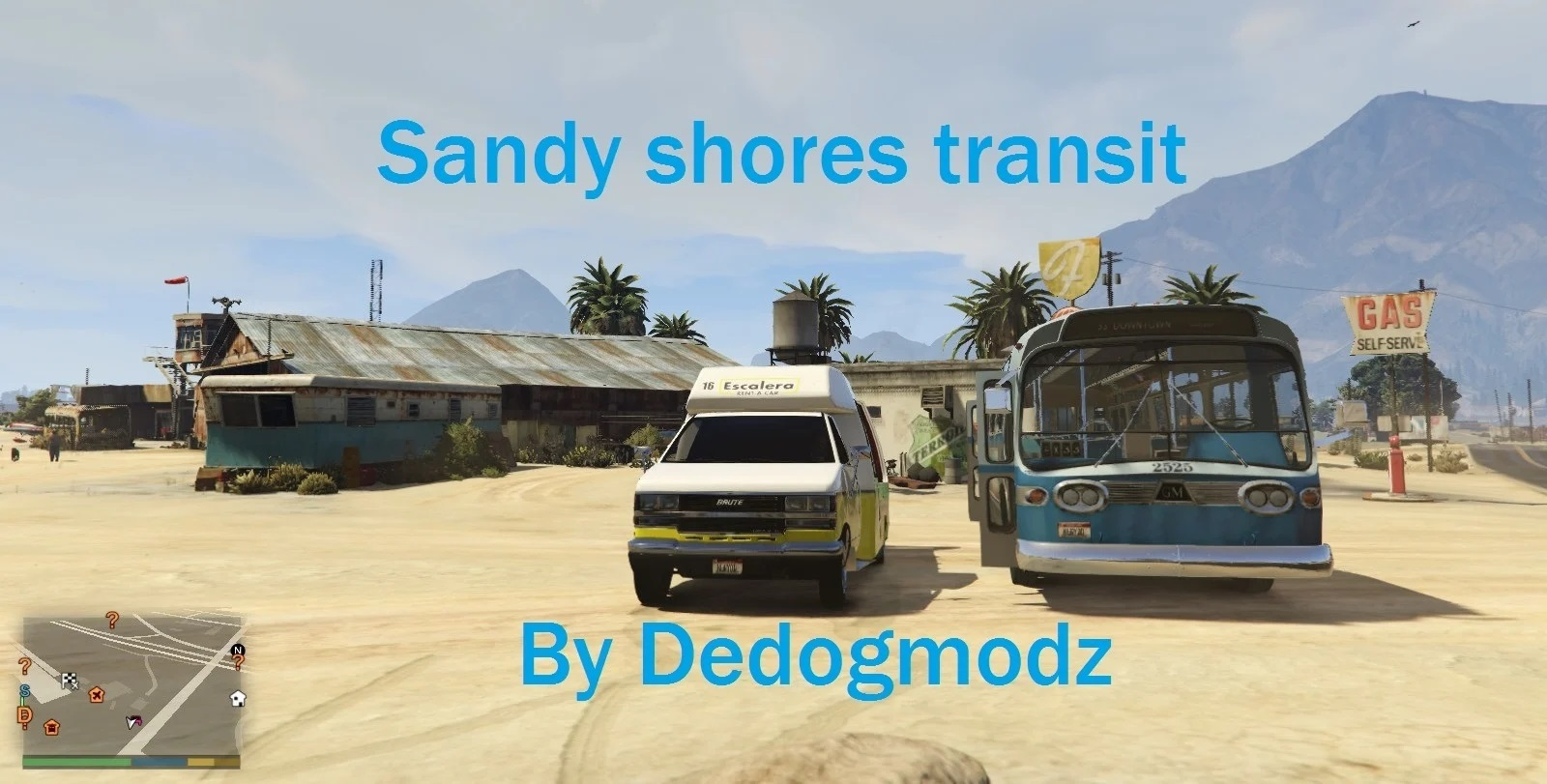 Sandy Shores Transit 1.3