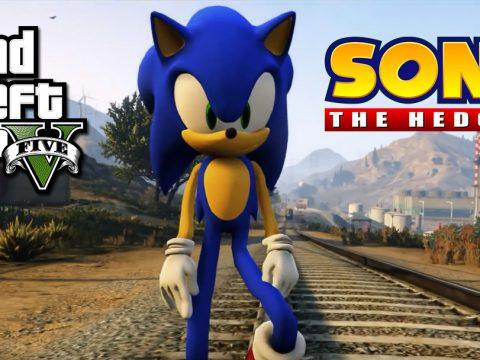 Sonic The Hedgehog [Add-On]