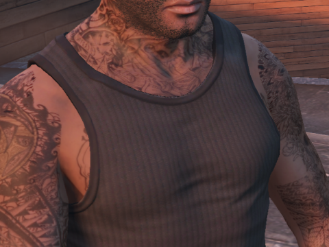 Tattoos for Franklin 0.3
