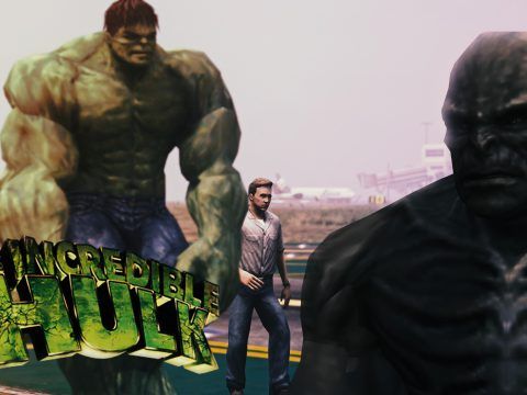 The Incredible Hulk (2008) Pack [Add-On] 2.1