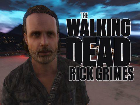 The Walking Dead - Rick Grimes [Ped Model] 7.0