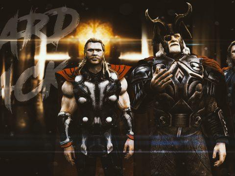 Thor: Asgard Pack [Add-On] 1.0