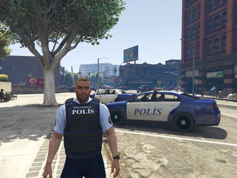 Turkish Police Crew (Türk Polis Ekibi)