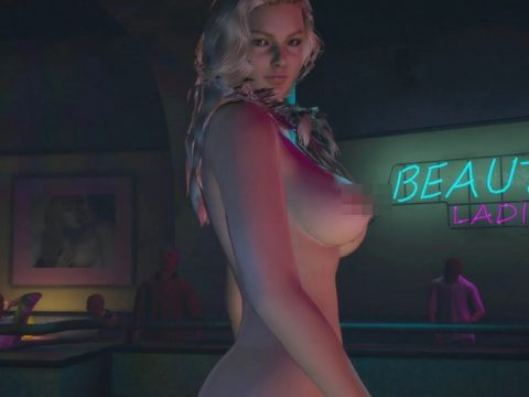 Victoria Kanayeva naked [Add-On Ped / Replace] 1.1