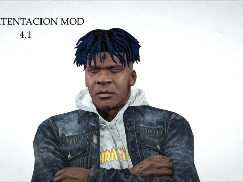 XXXTENTACION Mod [Replaces Franklin] 4.1 (REMAKE)