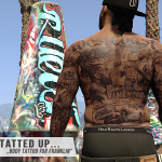 [F | Add-On] tatted up... 0.5