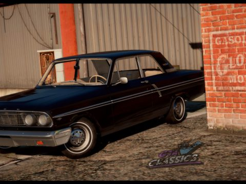 1964 Ford Fairlane 500 [Add-On | Extras | Tuning | LODs] 1.0