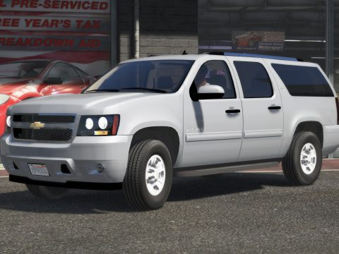 2008 Chevrolet Suburban Civilian SUV [Replace] 1.0