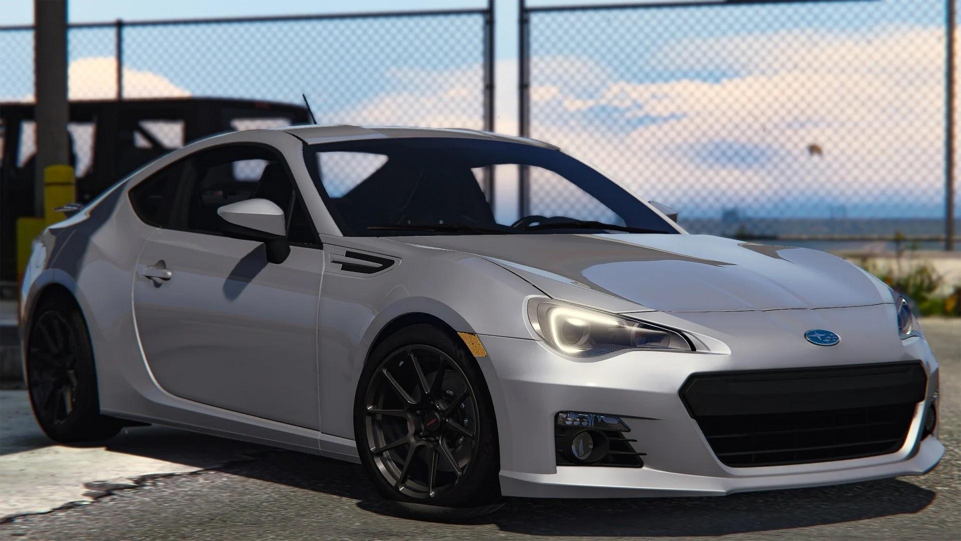 2013 Subaru BRZ [Add-On / FiveM | Template | LODs] 1.1