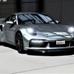 2021 Porsche 911 Turbo S [Add-On | LODs | Template] 1.0