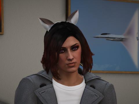 Animal ears for MP Female 1.1