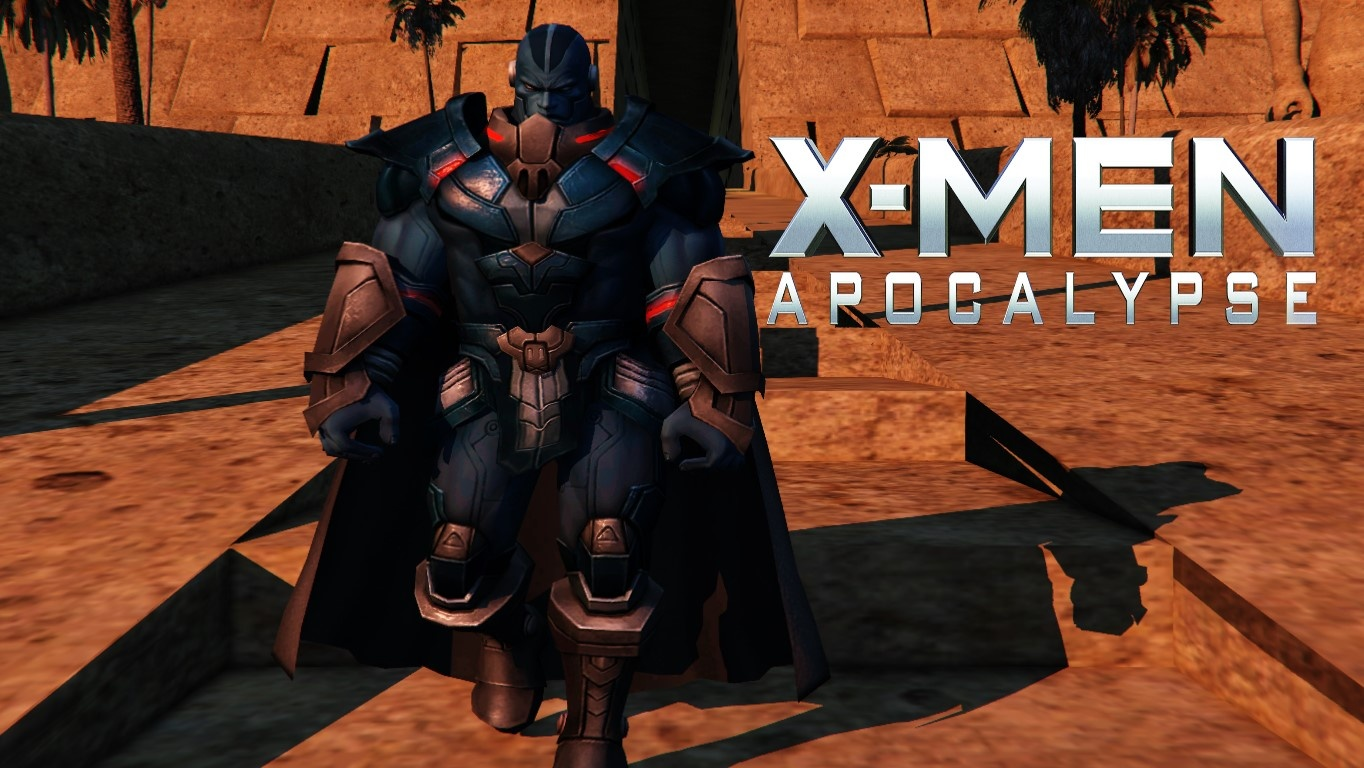 Apocalypse [Add-On Ped] 1.0