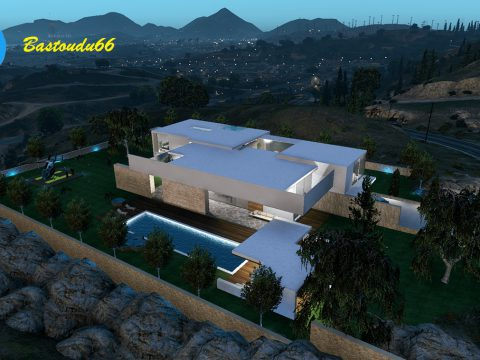 Architect Villa [Add-On / YMAP ] 1.1