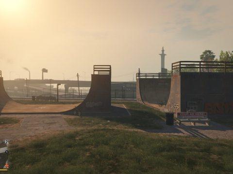 Better Skateparks (MENYOO) 1.0