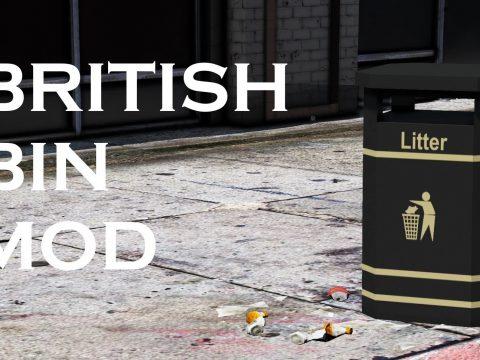 British Bin Mod 1.0