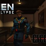 Cyclops X-MEN Apocalypse Movie [Add-On Ped] 1.0