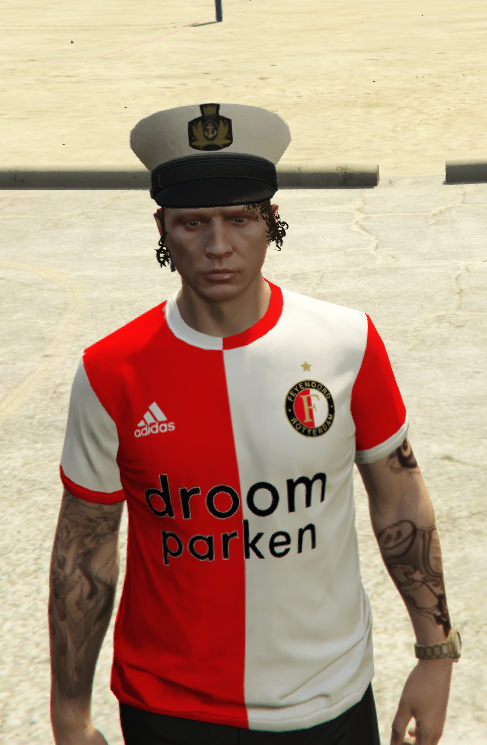 Different Football Shirts (MP) (FIVEM READY) 1.2