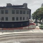 Exterior of Vespucci Police Station [YMAP - FiveM] 1.0