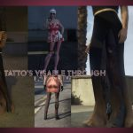 Ourstory's Full Length Fish Net Tights For MP Female SP + FiveM Ready 1.0.1