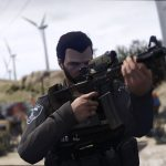 Israeli Border Police (MAGAV) Uniforms [EUP] V1.0