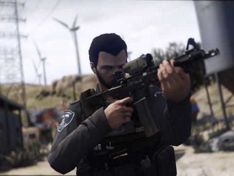 Israeli Border Police (MAGAV) Uniforms [EUP] V1.0