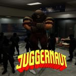 Juggernaut X-Men [Add-On Ped] 1.0