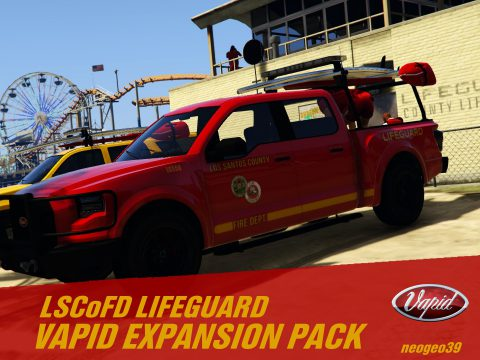 LSCoFD Lifeguard Vapid Expansion [Add-On] 1.0