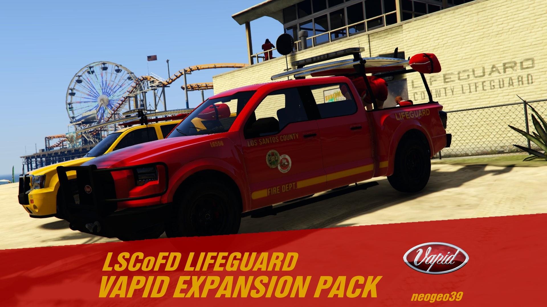 LSCoFD Lifeguard Vapid Expansion [Add-On] 1.0