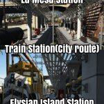 La mesa-Elysian Island Train Station 1.0