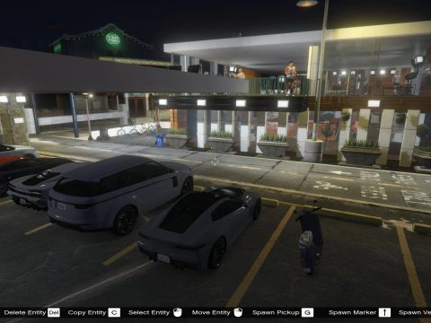 Los Santos (Gym) Beach - 1.0